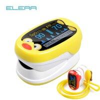 Pediatric Finger Pulse Oximeter Neonatal Blood oxygen Saturation Infant Oximetro pediatrico for Children Kids Rechargeable USB