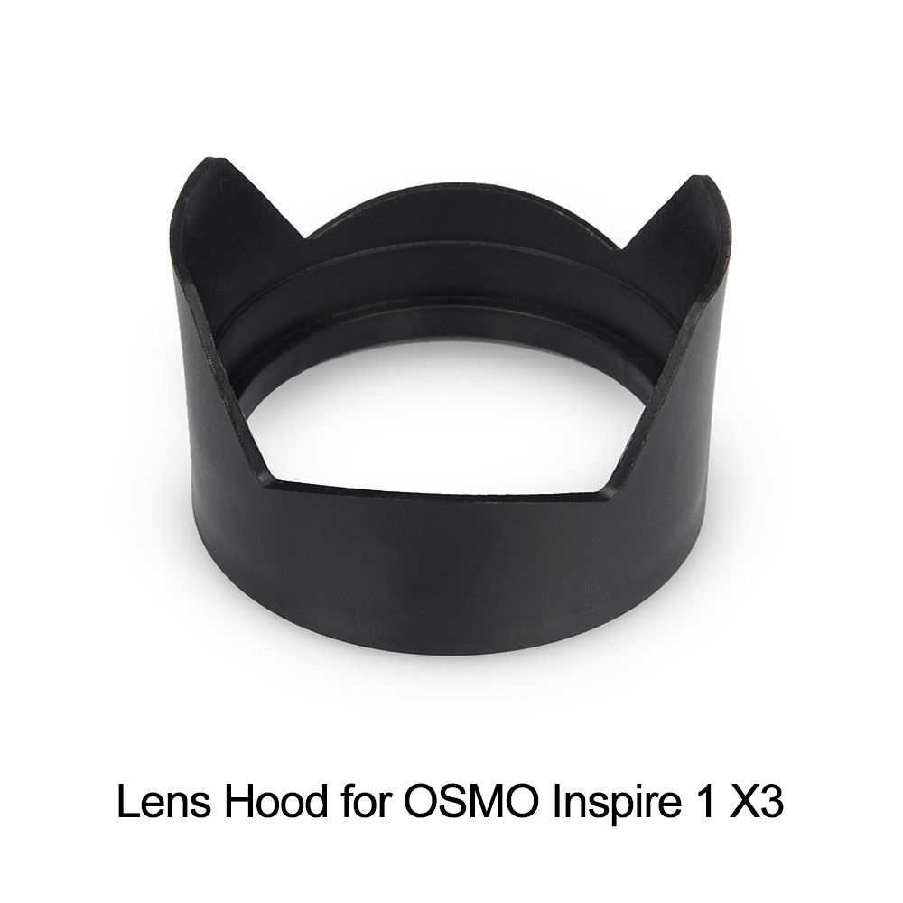 Camera Lens Sunshade Cap Sun Hood Cover For DJI Osmo/&DJI Inspire 1 Quadcopter~*I