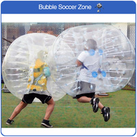 Free Shipping 1.5m Human Bubble Ball For Adult Soccer Bubble Ball Inflatable Bubble Football Air Bumper Ball Body Zorb Ball