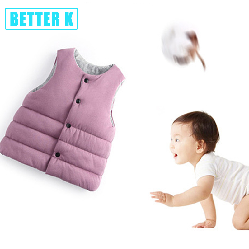 2016 autumn and winter down coat new Korean winter jacket for girls boys clothes children 's clothing children' s vest children s 2017 winter new children s down jacket big girls in the korean version of the girls down jacket long thick coat