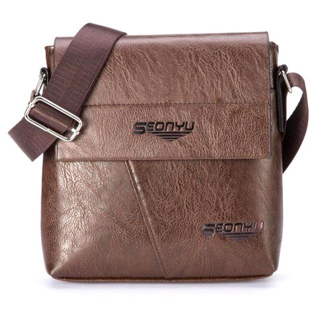 Schoudertas Retro Hoge Pu Lederen Mannen Bag Mode Kwaliteit 8Nm0vwnO