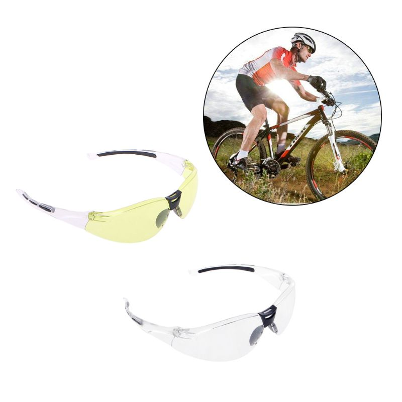 UV Protection Safety Goggles Motorcycle Eyewear Riding Glasse Antifog Spectacles