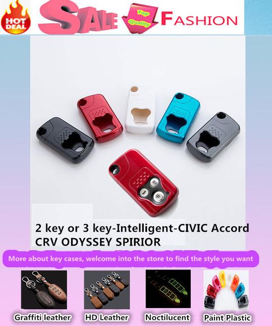 De Calidad superior cubierta de diseño de coches detector ABS Pintura Ralink keys bolsa casos cadena Llavero Billetera inteligente/fold para SPIRIOR