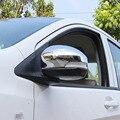 Для Honda CITY sedan 2015 2016 2017 2018 ABS хромированный автомобильный боковое крыло зеркало заднего вида накладка автомобильные Стайлинг Аксессуары 2 шт