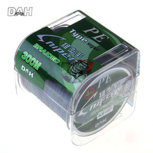 4 stands 300m Brand PE Fishing Line pesca New Series Super Fish Tackle Equipment 12-120LB Multifilament Braided Line Fishing
