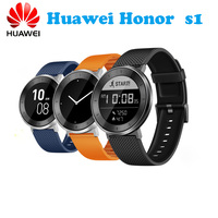 Original Huawei Fit Honor S1 Smart Watch 5ATM SWIM CONTINUOUS HEART RATE LONG BATTERY LIFE TO 6 DAYS PK Apple Watch Series 2