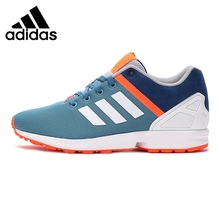 Original New Arrival 2016 Adidas Originals ZX FLUX Breathable Men's Skateboarding Shoes Sneakers free shipping
