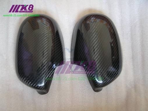 Carbon Fiber Mirror Cover  For NISSAN 200SX S15