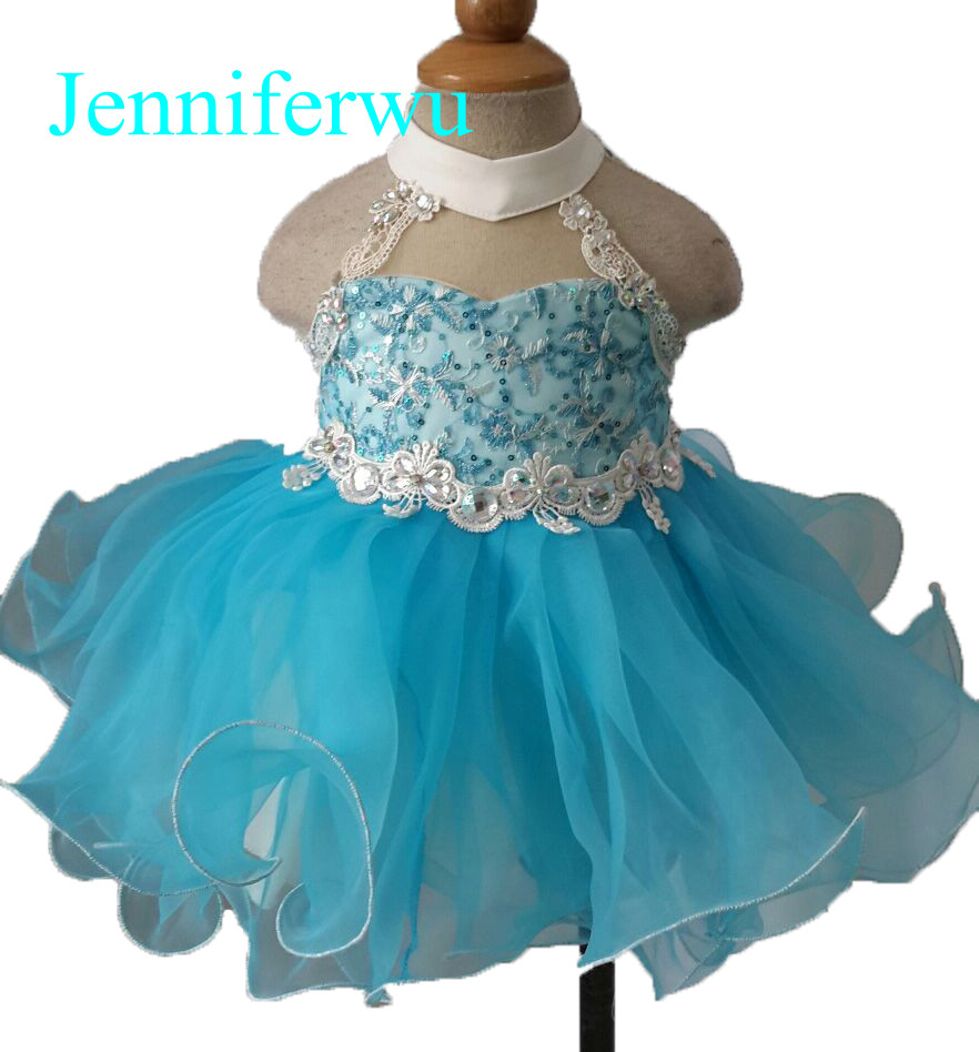 clothes baby girl  and girl party dresses girl brand clothes baby girl formal dress  E035-4 glitz baby and toddler girl formal dress girl party dresses girl brand clothes and 1t 6t g284 2