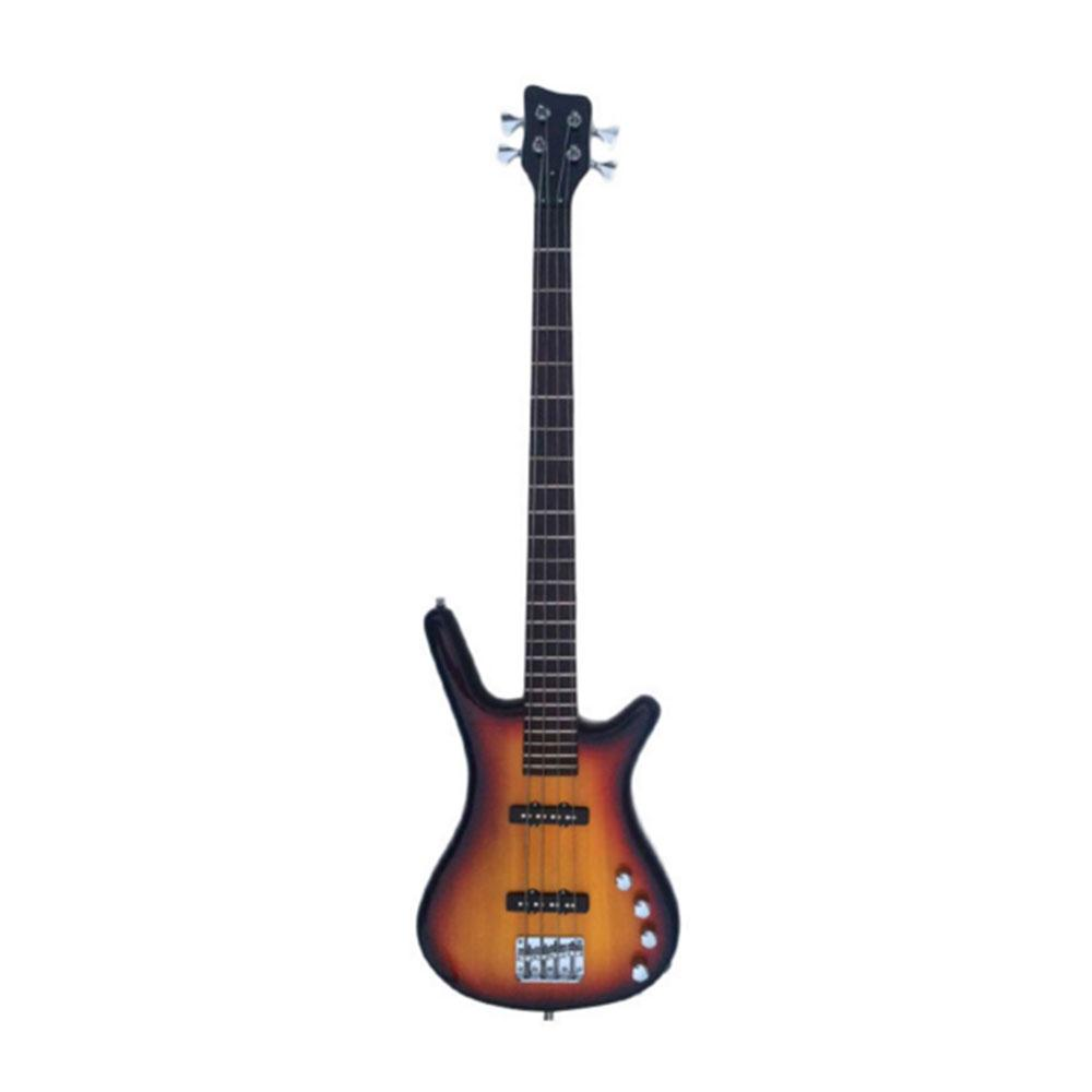 Yuker Electric Bass Guitar Basswood High Quality 24 Frets 39 inches Classic Guitars For Beginner Student Gift New versace бордовый галстук в клетку внизу с логотипом versace 821752 page 5 page 3