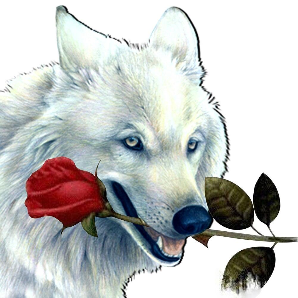 С днем рождения открытка с волками, открытка