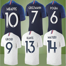 hot sale online cd8f9 c33e6 Buy jersey shirt 2018 french and get free shipping on ...