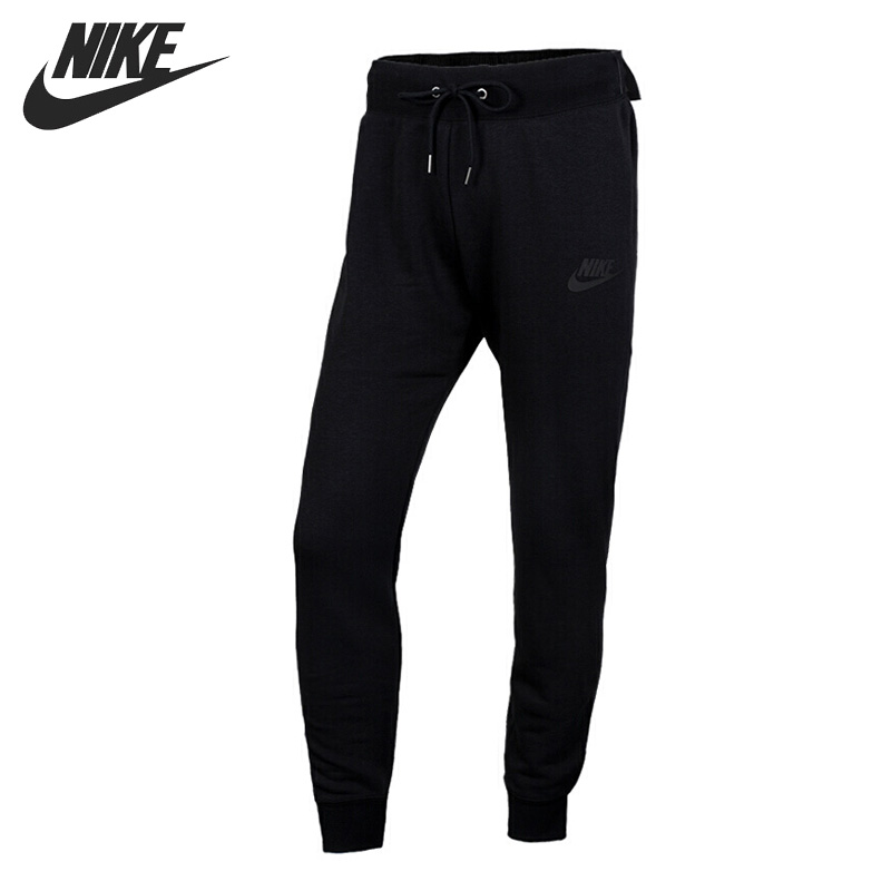 Original New Arrival NIKE AS W NSW LGGNG CLUB METALLC GX Women's Pants Sportswear nike w nsw gym vtng drss ss