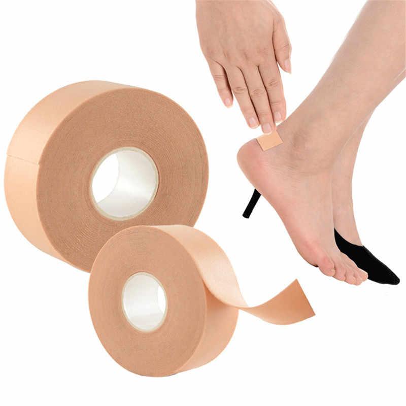 1 rulo Fonksiyonlu Ayak Su Geçirmez Topuk Sticker Köpük Bant Aşınmaya dayanıklı Yüksek-topuklu ayakkabılar Yama Ayakkabı Ekler Unisex