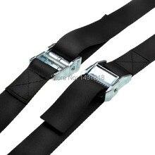 2015 neue 2 stücke 1 zoll (2,5 cm) * 4,5 meter metallfracht zurrgurt ratsche binden cam schnalle winde armband Kostenloser Versand