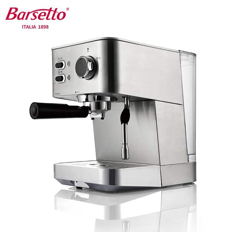 Coffee machine Barsetto BAA682E home intelligent fully automatic american style coffee machine drip type small is grinding ice cream teapot one machine