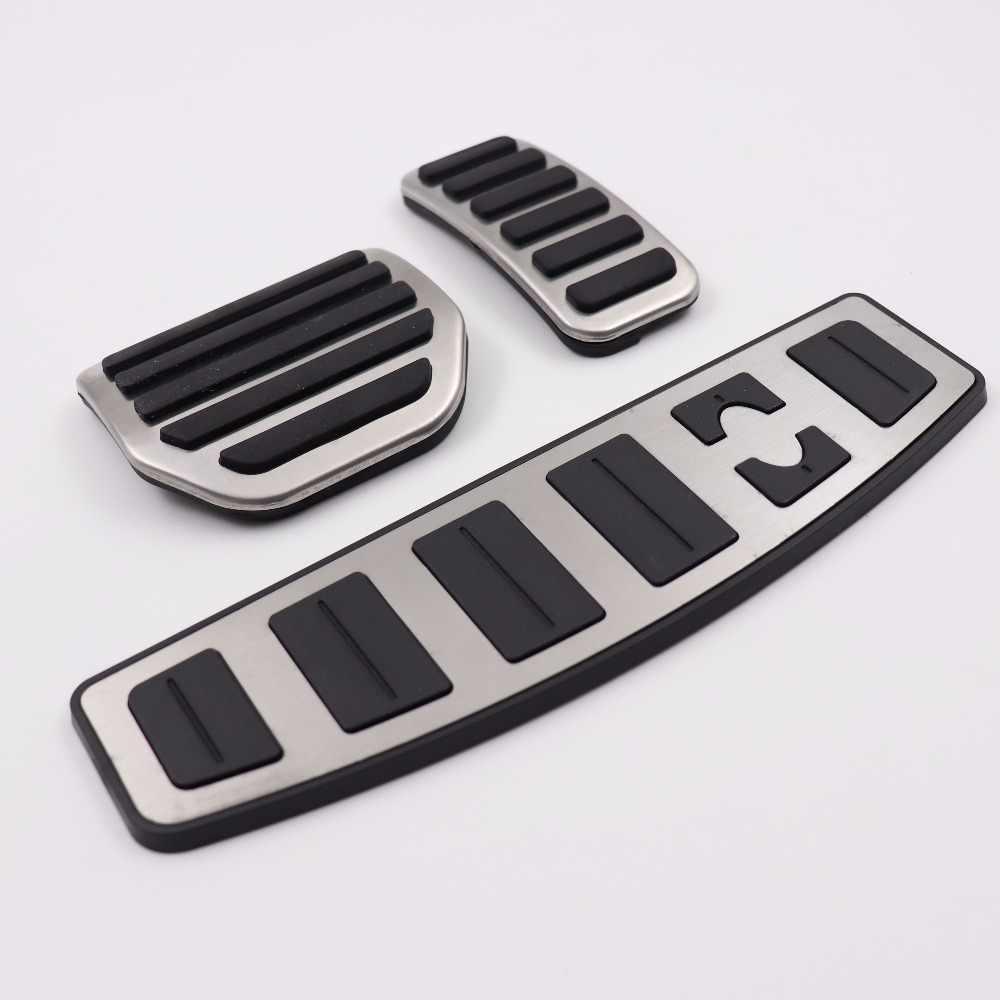 DEE samochodów akcelerator gazu podnóżek zmodyfikowany nakładka na pedał do Land Range Rover Sport Discovery 3 4 LR3 LR4 remont udekorować akcesoria