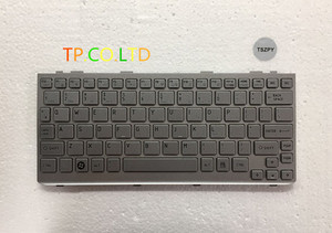 Image 1 - Neue US Tastatur Für Toshiba Mini = NB 300 NB 305 NB305 NB300 Silber ersatz mit rahmen