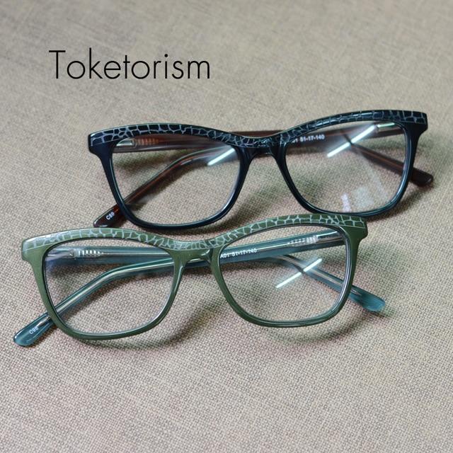 Новое прибытие италия дизайн оптические очки рамка для женщины мужчины близорукость высокое качество оправы очков очки 10A
