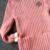 2 - 7 T niños niñas vestido de suéter 2015 otoño invierno nueva moda pétalo cuello rosa brazalete de tejer suéteres largos del vestido del para el niño de la muchacha