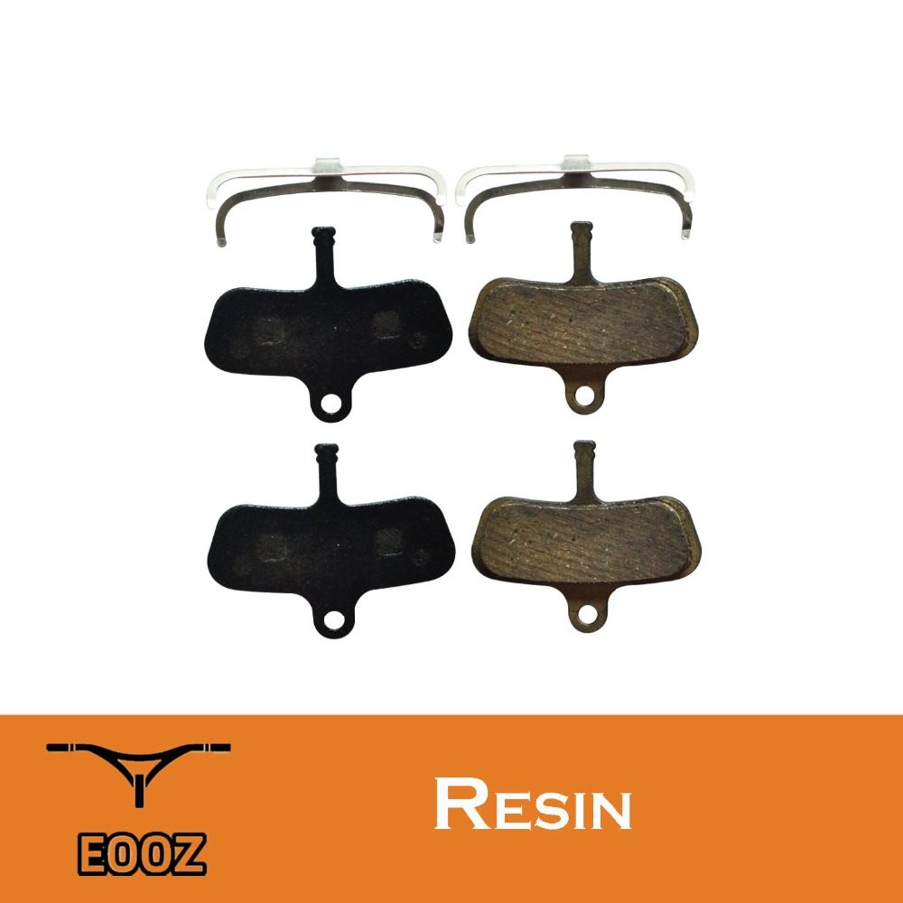EOOZ 2 PRS * Semi - Metallic bicycle DISC BRAKE PADS For SRAM AVID CODE 2007-2010