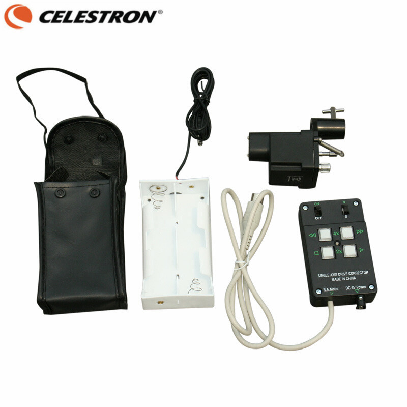 CELESTRON Luxury Electric Motor Single Axis Motor Drive EQ2 EQ3 Equatorial Mount Instrument Astronomical Telescope Accessories