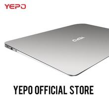 14 inch Windows 10 Laptop Ultraslim notebook 1920×1080 FHD Intel Cherry Trail 4GB 64GB 128GB ultrabook YEPO 3pro 737S laptops