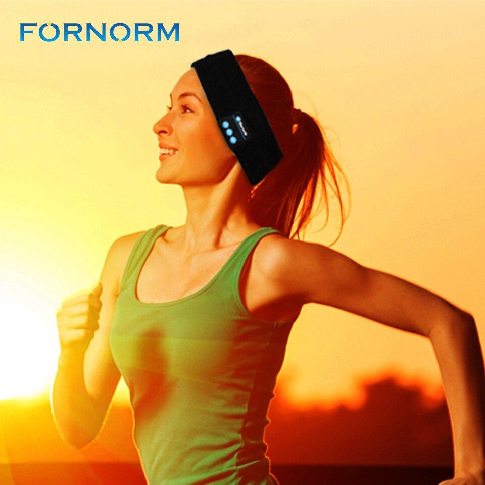 Wireless <font><b>Bluetooth</b></font> Fiber music Headband Headset <font><b>Sleep</b></font> Sports headpiece headkerchief Running yoga Gym <font><b>headphone</b></font> for Phone