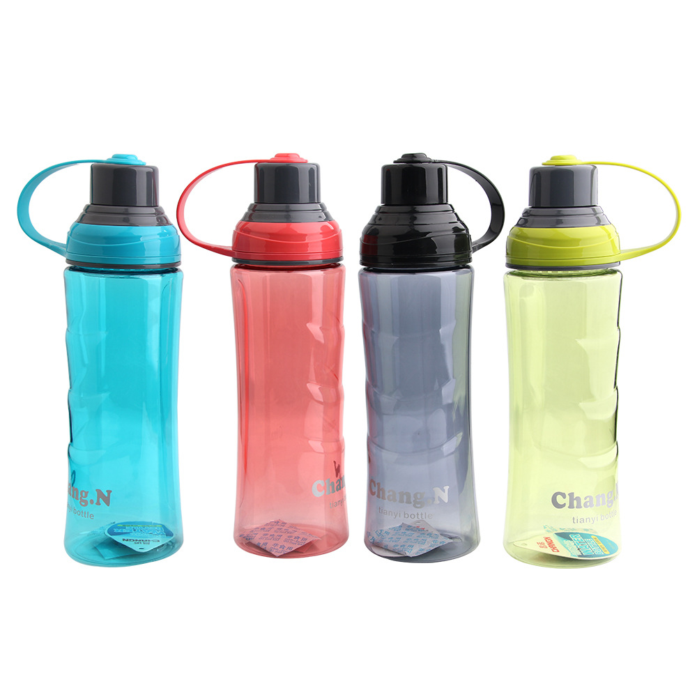 Sports Portable Plastic Water Bottle Leak Proof  Outdoor Travel Bottle My Drink Bottle(China)
