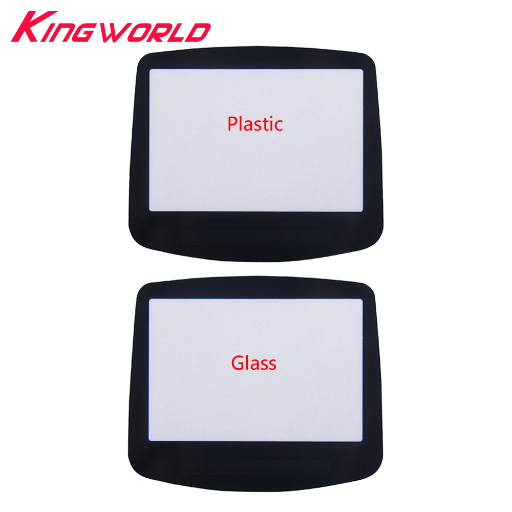 Protective Protector Plastic Glass Screen Lens For G-ame Boy For G-ameBoy Advance For G-BA
