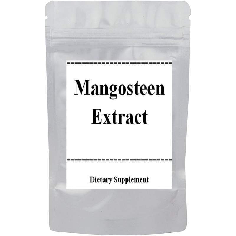 Mangosteen Extract 10:1 Powder free shipping 1kg free shipping high qulity salvia extract pow der sage extract pow der