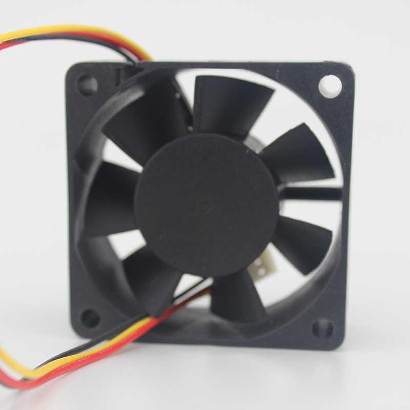 Oryginalny wodoodporny 60mm wentylator do ADDA 6025 24 V 6 CM AQ0624HB-A72GL IP68 wentylator chłodzący 4600 obr/min