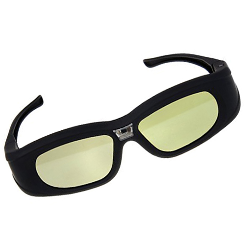 SCLS 2X 3D Active Rechargeable Shutter DLP-Link Projector Glasses for BenQ Dell Samsung Optoma Sharp