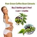 Comprar 3 get 1 grátis! grão de café verde extrato extratos de mulheres emagrecimento grão de Café dieta de perda de peso do produto perder peso do produto