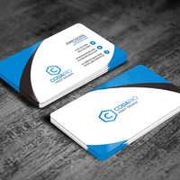 Il Trasporto di Disegno 200/500 Fogli Biglietti da Visita Personalizzati Logo Stampa Della Carta di Carta Biglietto da Visita, entrambi I Lati di Carta Biglietto da Visita