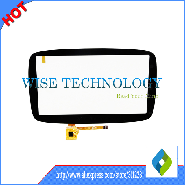 New OEM For Tomtom GO 500 GO 5000 Touch Screen Digitizer Glass Sensors  Replacement free shipping-in Circuits from Phones & Telecommunications