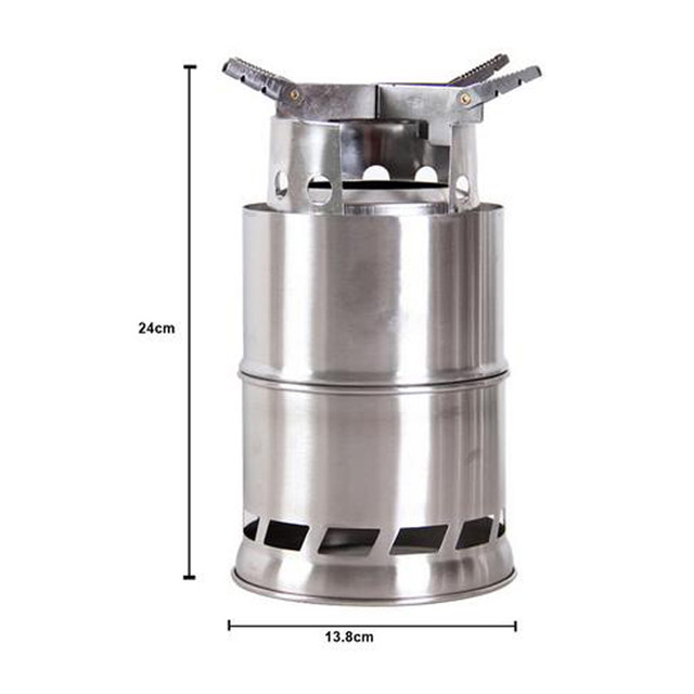 Online Shop Multi-purpose Fuel Stove Camping Alcohol Stove Practical ...