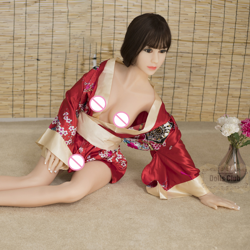 Japanese Love Doll Lifelike Real Silicone Sex Dolls 158cm Full Sized robot Dolls realistic Vagina font