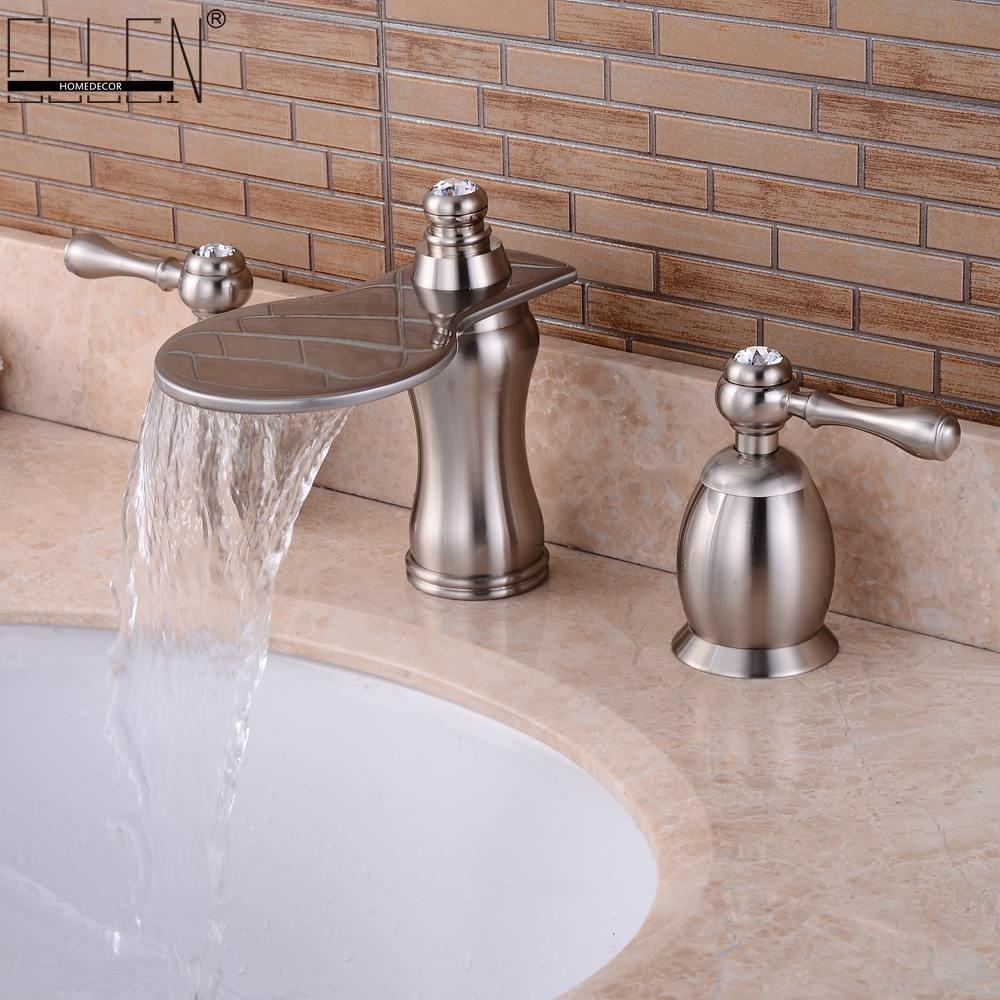 Bathroom Basin Sink Faucets Widespread