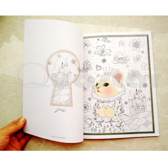 Tienda Online Lindo Kawaii dibujos animados colorido gato jetoy ...