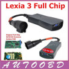 2015 Super New Funcation Full Chips PCB Lexia 3 PP2000 Diagnostic Tool Citroen Peugeot Lexia3 V47