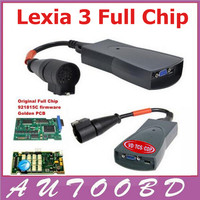 2015 Super New Funcation Full Chips PCB Lexia 3 PP2000 Diagnostic Tool Citroen Peugeot Lexia3 V47