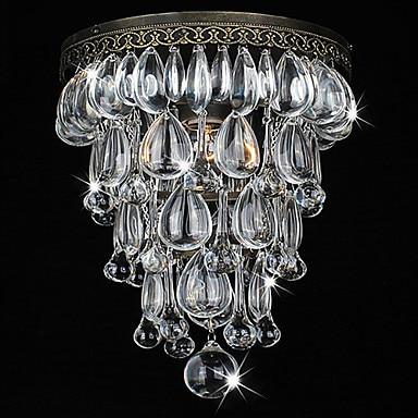 Lustres De Sala Modern LED Crystal Ceiling Lamp Lights For Living Room Lighting Lustre De Cristal Lamparas luminarias led modern crystal pendent lights lamp lustres e pendentes luz lustre de cristal