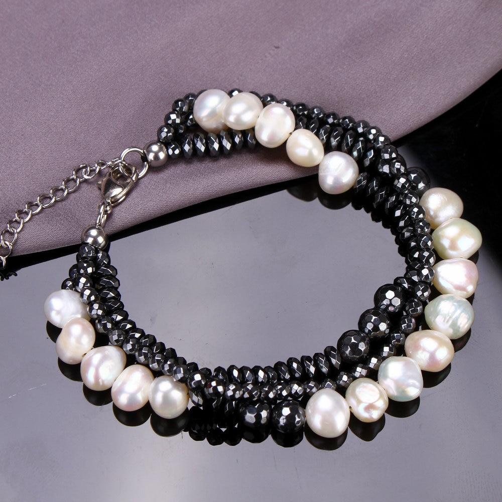 Bracelet de charme en perles pour l&rsqu ...