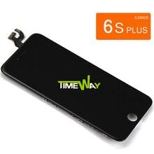5 шт. для iphone 6s plus жк-экран сенсорный дигитайзер полная сборка замена + держатель камеры