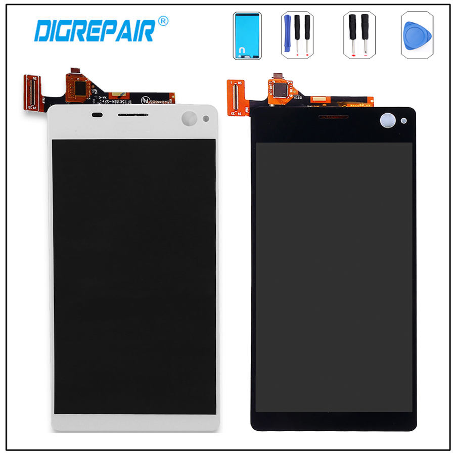 c4 lcd For Sony Xperia C4 E5303 E5306 E5333 E5343 E5353 LCD Display Touch Screen Digitizer Assembly Replacements Parts