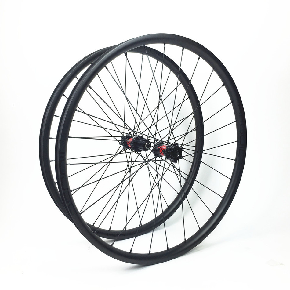 Carbon Mountain Bike 29er Wheels Bike Parts Mtb Light Carbon Rim