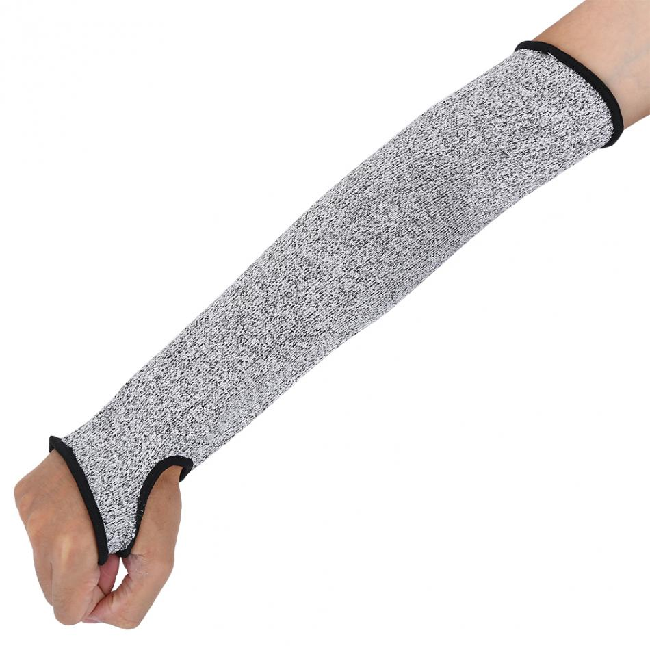 1pc Cut Resistant Protective Arm Sleeve for Climbing Hunting Wrist Guard Glove Outdoor Self Defense Arm Sleeve Guard Against