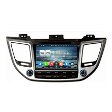 RAM 2GB ROM 32G Octa Core Android 6.0 Fit Hyundai TUCSON / IX35 2015 2016 – Car DVD Player Navigation GPS Radio