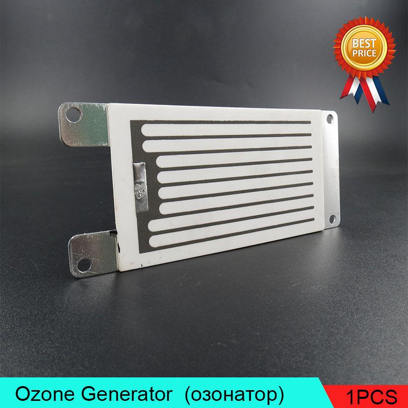 1PCS O3 Ozone Generator Plates Deodorizer 3.5g (3500mg ) Air Purifier Sterilizer Ozonizer Smoke O3 Ozone Generator Plates commercial 3500mg h ozone generator air purifier machine odor smoke industrial